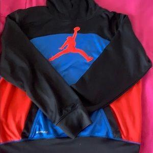 Jordan thermafit hoodie
